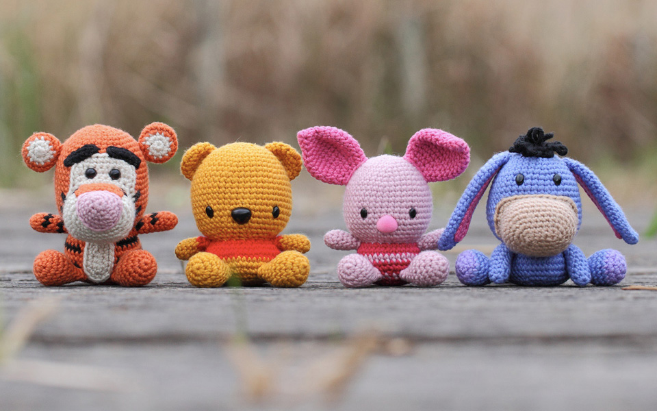 How to crochet amigurumi and master the craft of cute ...